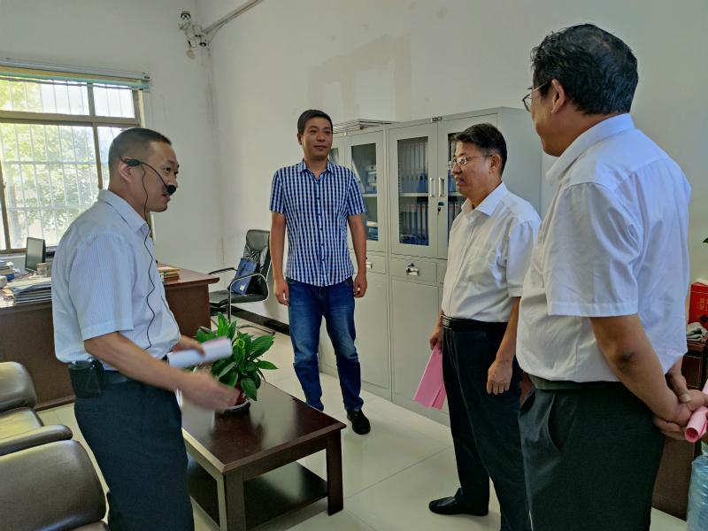 淮南市纪委监委扎实推进深化基层纪检监察体制改革